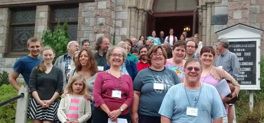 2015 Congregational photo
