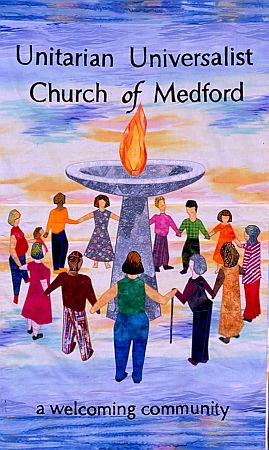 Unitarian Universalist Church of Medford: a welcoming community