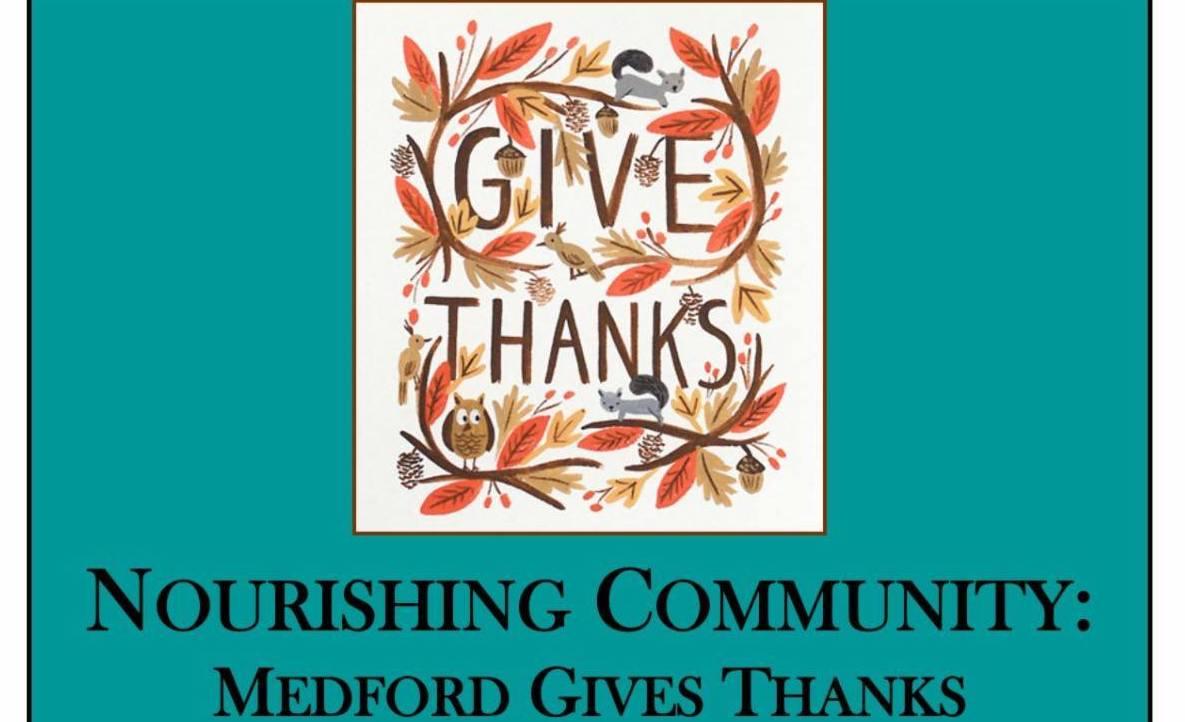 Medford Gives Thanks